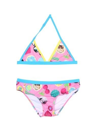 Bellisa Bellisa Bikini Takım Pembe